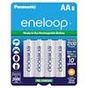 8-Pack Panasonic BK-3MCCA8BA AA eneloop Rechargeable Batteries Deals