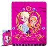 Disney Frozen Anna & Elsa Throw in a Backpack Deals
