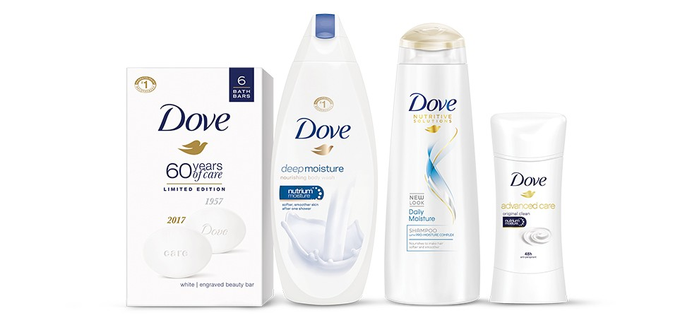 Dove 60th Anniversary image