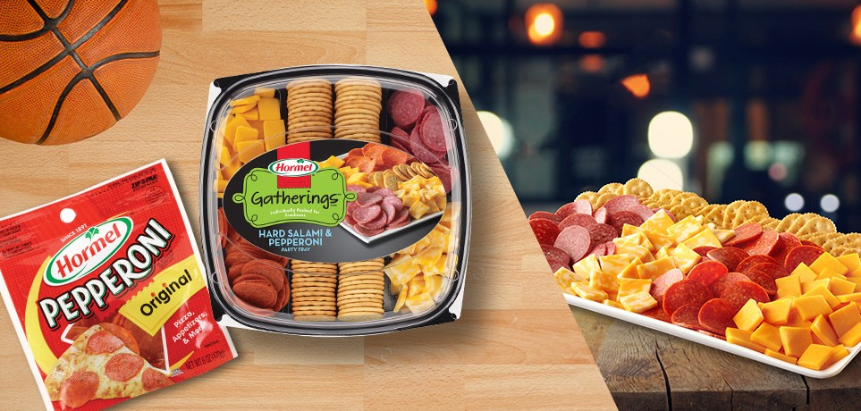 Hormel March Madness image