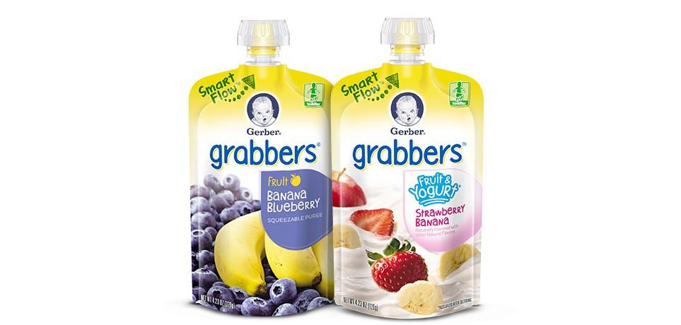 Gerber Nutrition image