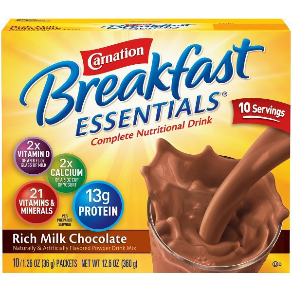 Carnation Breakfast Essentials product image