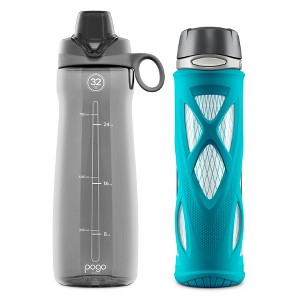 Pogo and ZULU Water Bottles