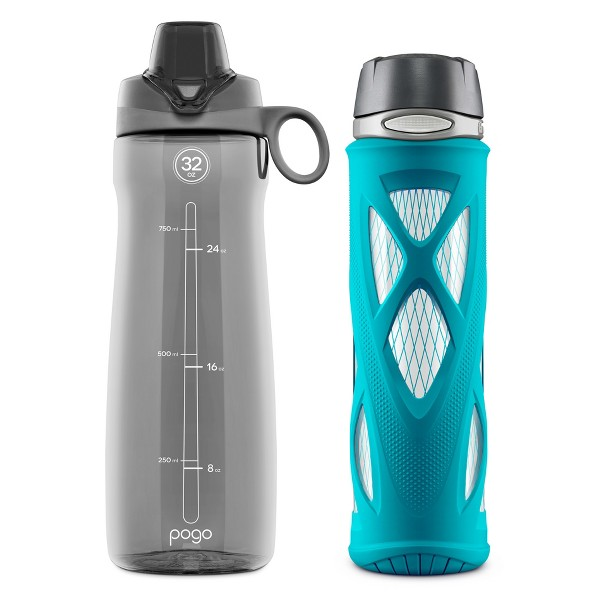 Pogo and ZULU Water Bottles product image
