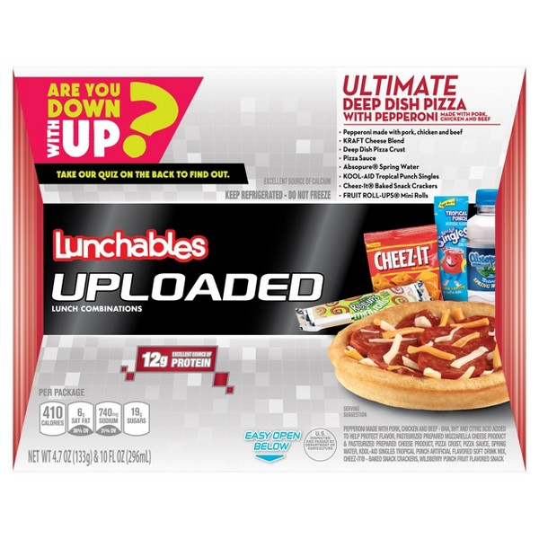 Lunchables Uploaded product image