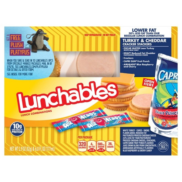 Lunchables Fun Pack product image