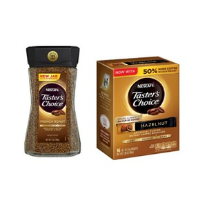 Tasters Choice Instant Coffee