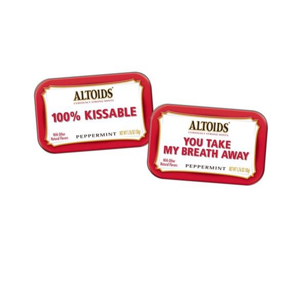 Altoids Valentine's Love Tins product image