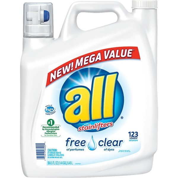 all Laundry Detergent product image