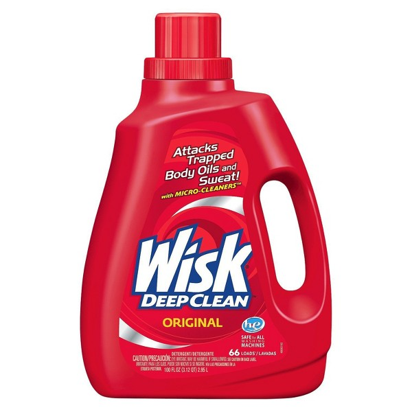 Wisk Liquid Laundry Detergent product image