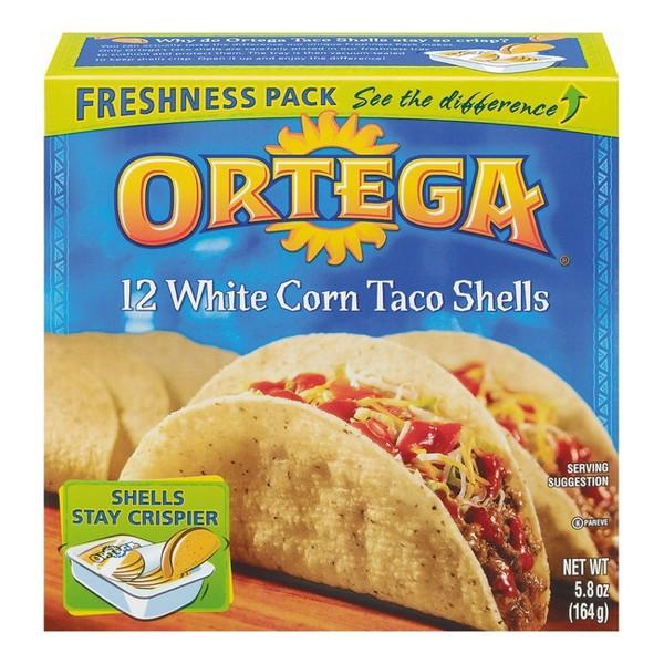 Ortega Taco Shells product image