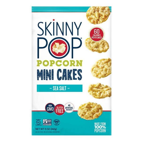 SkinnyPop Cakes product image
