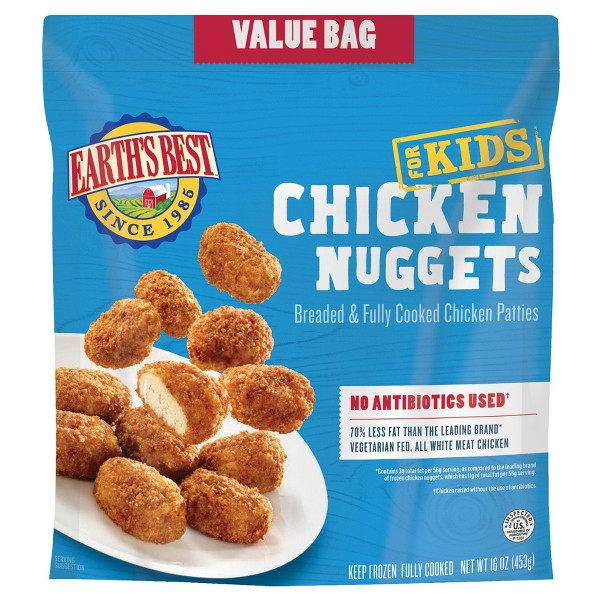 Earth's Best Chicken Nuggets product image
