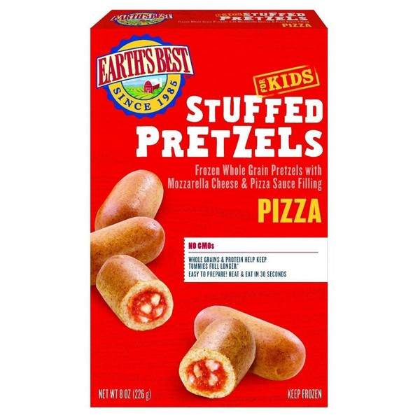 Earth's Best Stuffed Pretzels product image