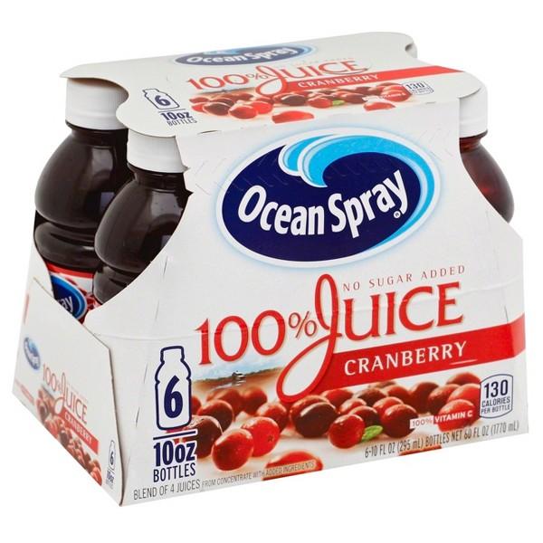 Ocean Spray Juice Multipacks product image