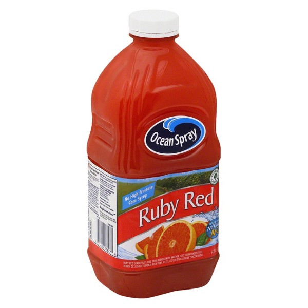 Ocean Spray Ruby Red Grapefruit product image
