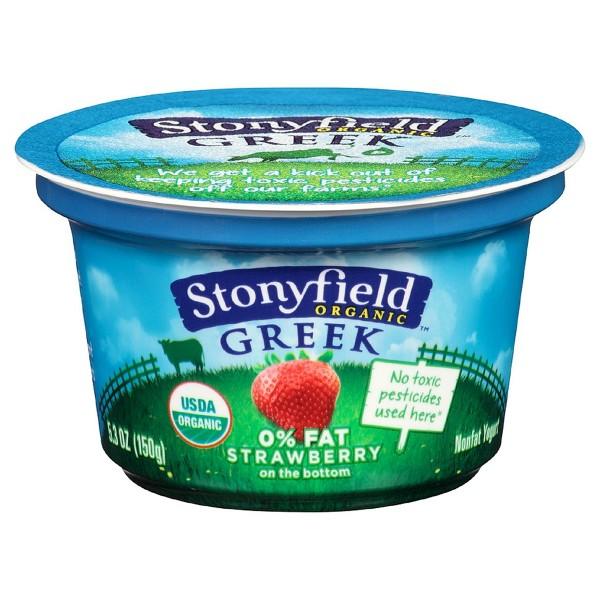 Stonyfield Single Serve product image
