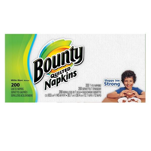 Bounty Napkins product image