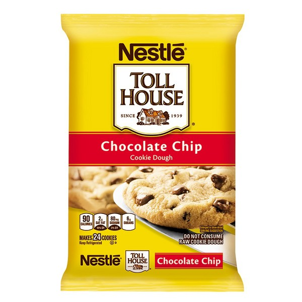 Nestlé Toll House Cookie Dough product image