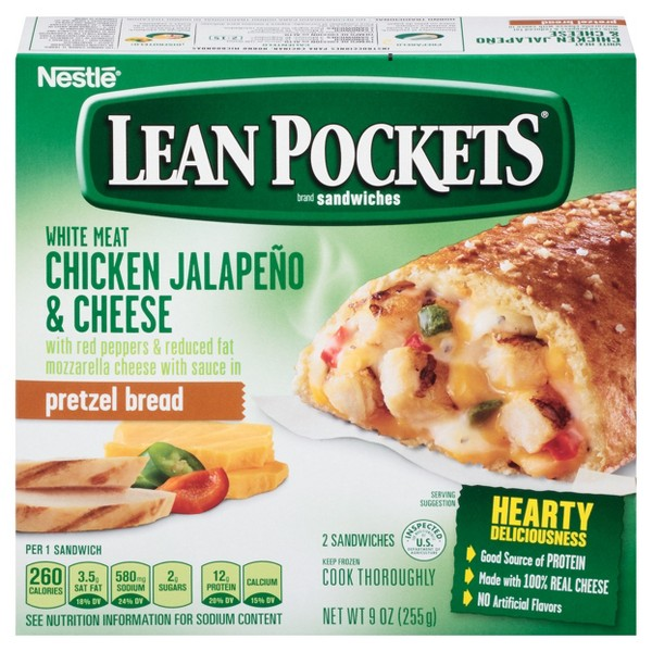 Hot Pockets & Lean Pockets product image