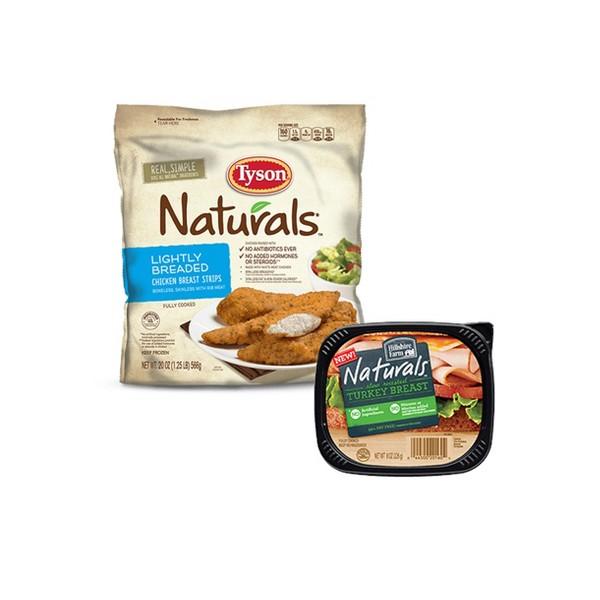 Tyson & Hillshire Farm Naturals product image