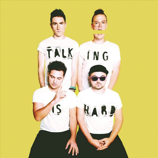 Walk The Moon: Talking Is Hard product image