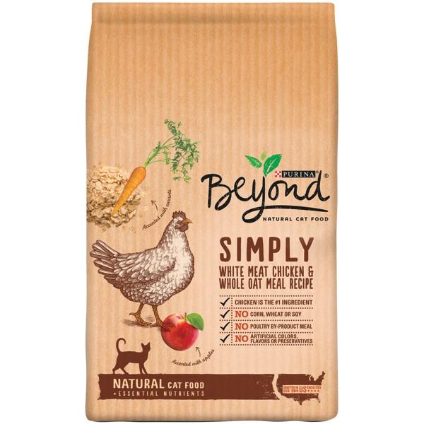 Purina Beyond Natural Cat Food product image