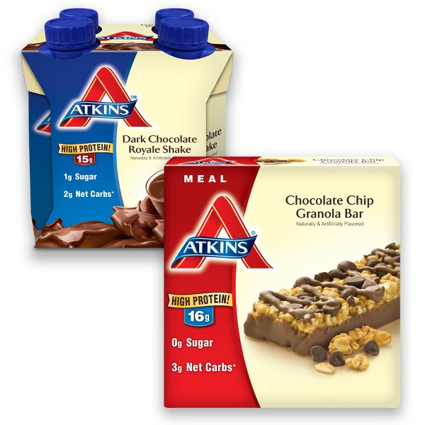 Atkins Bars and Shakes product image