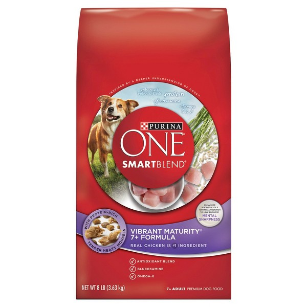 Purina ONE Dry Dog Food product image