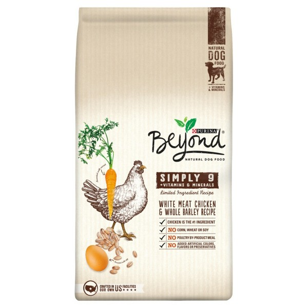 Purina Beyond Natural Dry Dog Food product image