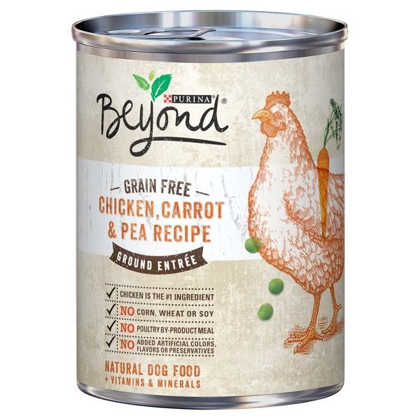 Purina Beyond Natural Wet Dog Food product image