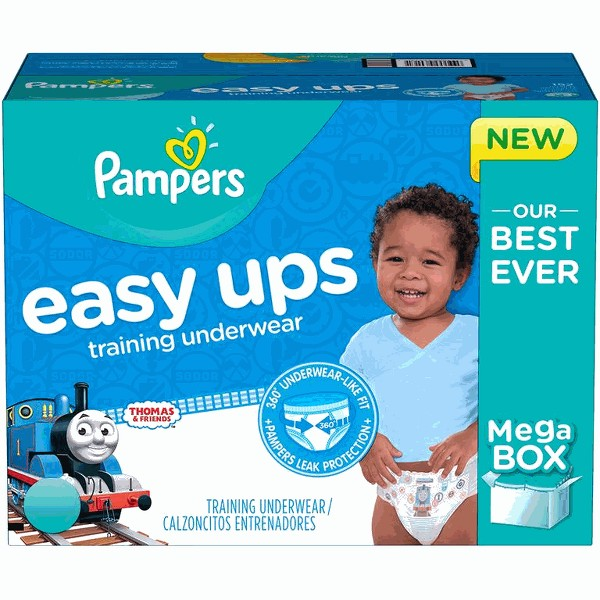 Pampers Boxed Diapers product image
