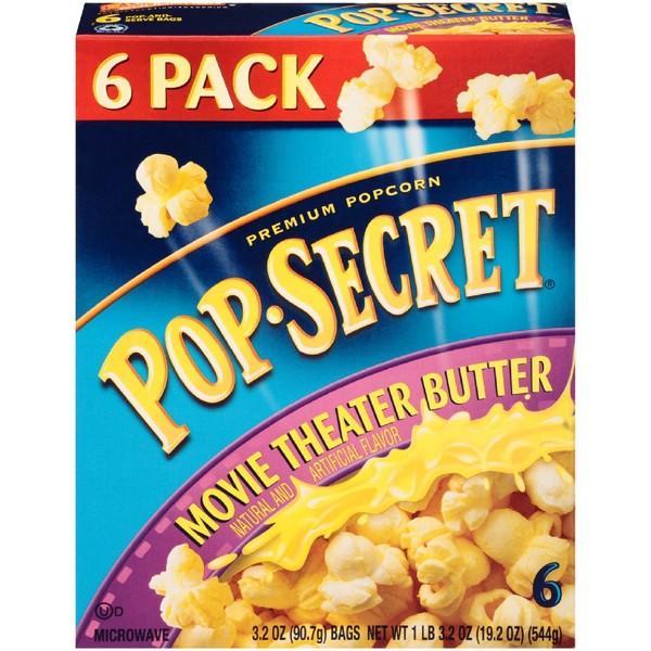 Pop Secret Popcorn product image