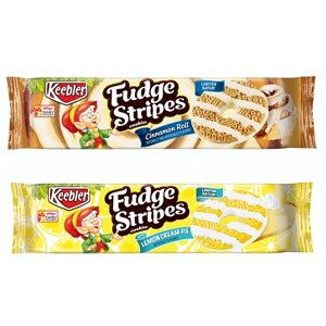 Keebler Fudge Stripe Limited Batch