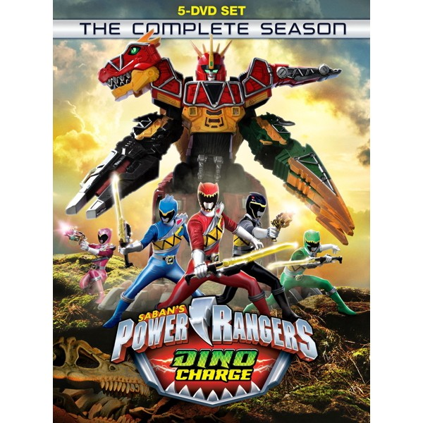 Power Ranger: Dino Charge product image