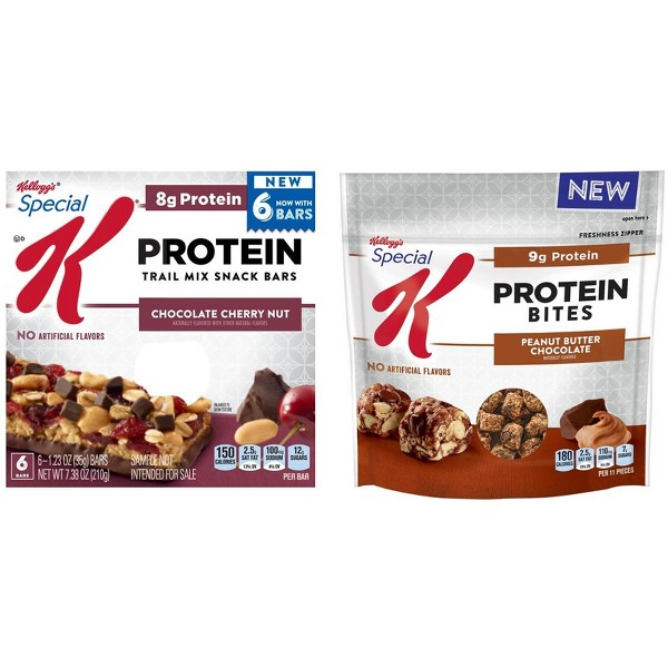 NEW Special K Bars & Bites product image