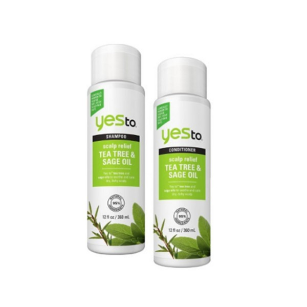 Yes To Shampoo & Conditioner product image