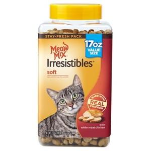 Meow Mix Irresistibles