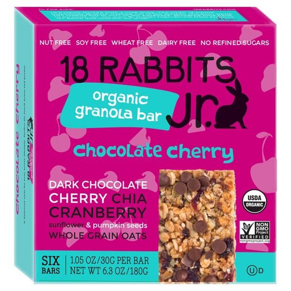 18 Rabbits Jr. Organic Granola Bar product image