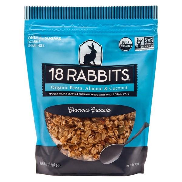18 Rabbits Organics Granola product image