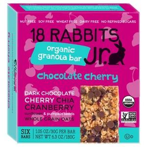 18 Rabbits Jr. Organic Granola Bar