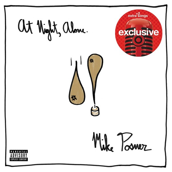 Mike Posner: At Night, Alone product image