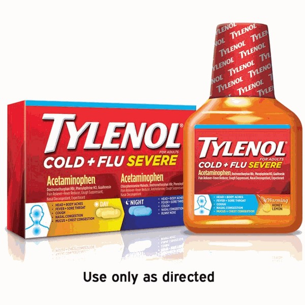 Tylenol Cold or Sinus product image