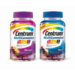 Centrum Gummy Vitamins