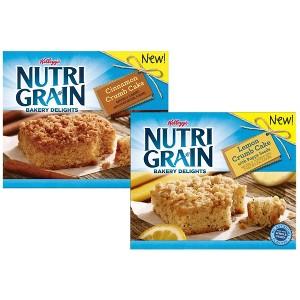 Nutri-Grain Bakery Delights