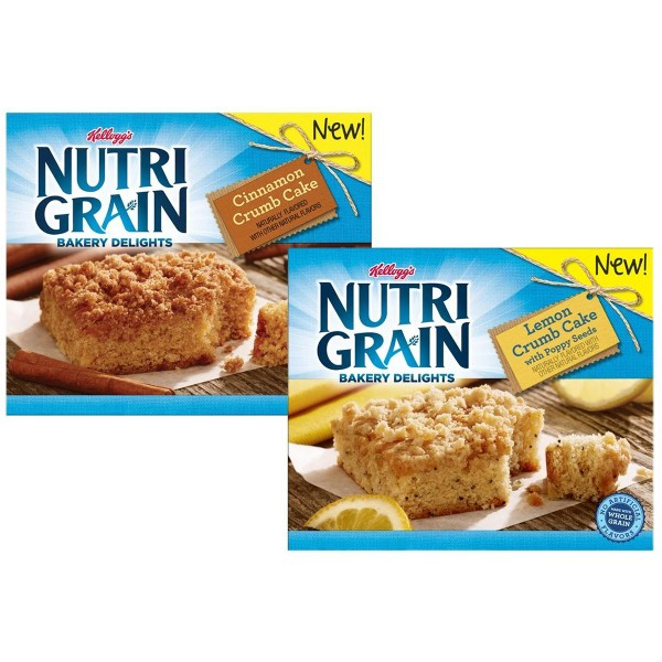 Nutri-Grain Bakery Delights product image