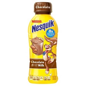 Nesquik 14 oz Ready to Drink Milk