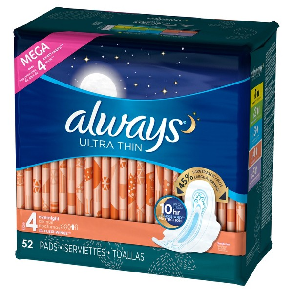 Always Ultra Thin Pads product image