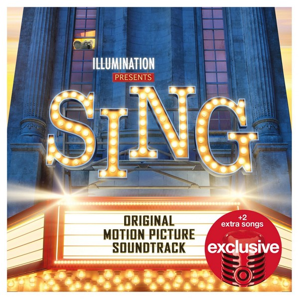 Sing Soundtrack product image