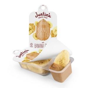 Justin's Banana Snack Packs